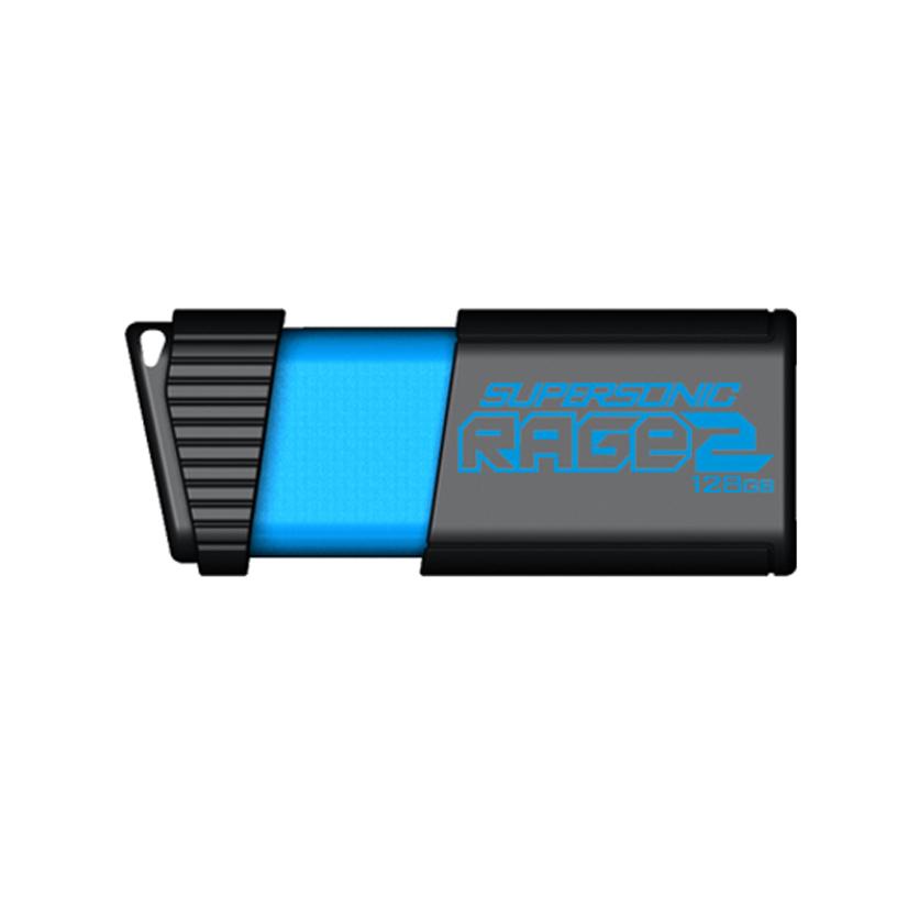 128GB Patriot Supersonic Rage2 USB 3.0 400/200MB/s