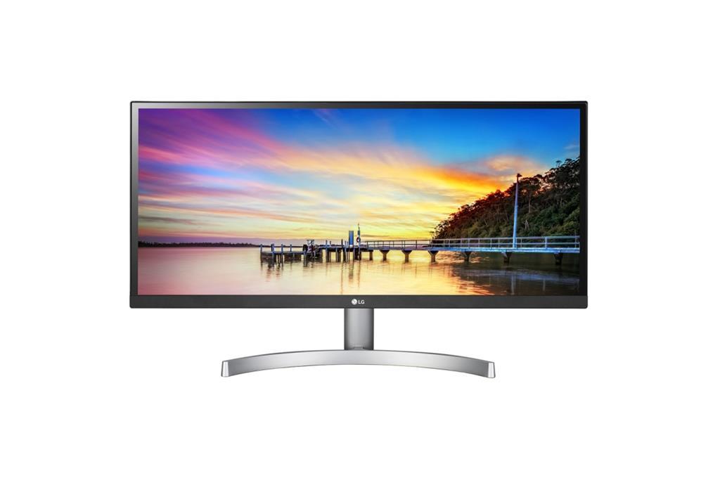 LG Monitor LCD 29WK600-W 29'', IPS, FullHD, HDMI, DP