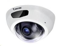 Vivotek FD8166A-N, 2Mpix, 30sn/s, obj. 2.8mm (113°), DI, SNV, MicroSDXC slot, 3DNR, Smart IR, vnitřní, bílá