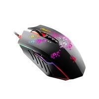 A4tech BLOODY A60 Blazing herní myš, až 4000DPI, V-Track technologie, 160KB paměť, USB, CORE 3