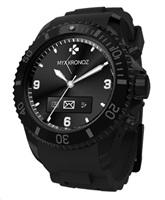 MYKRONOZ ZECLOCK chytré hodinky - černé