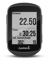 Garmin GPS cyclocomputer Edge 130 HR Premium
