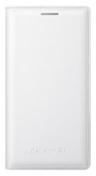 Samsung flip. pouzdro pro Galaxy A3, bílá