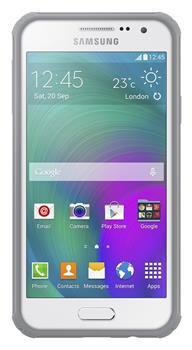 Samsung ochranný kryt EF-PA300B pro Samsung Galaxy A3 (SM-A300), světle šedá