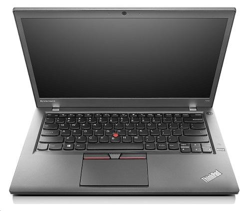"""Lenovo ThinkPad T450s i5-5300U/8GB/256GB SSD/HD Graphics 5500/14"""" HD+/WiDi/Win7PRO+Win8.1PRO/Black"""