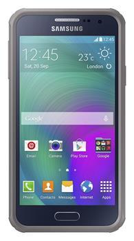 Samsung ochranný kryt pro G. A3, hnědá