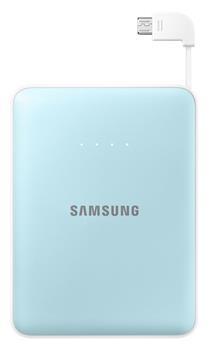 Samsung externí záložní baterie 8400 mAh, modrá