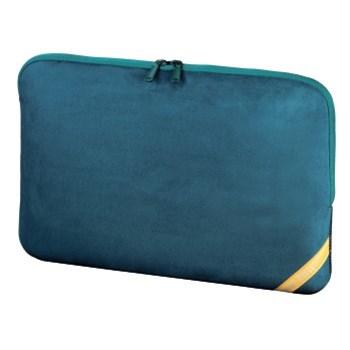 """Hama obal na notebook Velour, 40 cm (15.6""""), tyrkysová"""