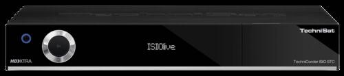 Set Top Box Technisat TechniCorder ISIO STC cerna