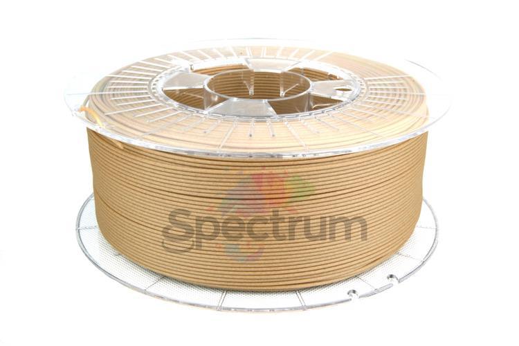 Filament SPECTRUM / PLA SPECIAL / WOOD / 1,75 mm / 1 kg