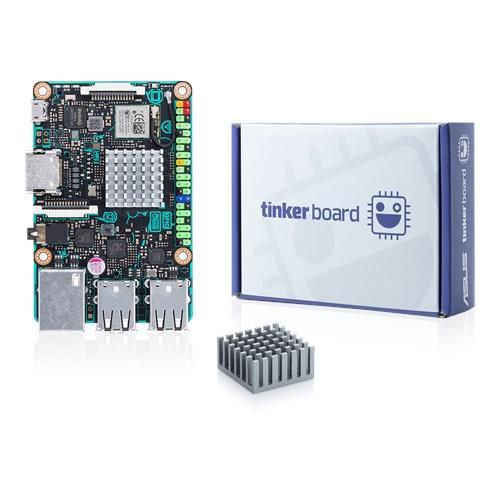 ASUS TINKER BOARD,Rockchip Quad-Core RK, 2GB DUAL-DDR3, ARM Mali-T764 GPU