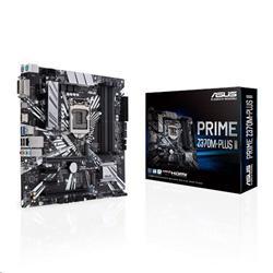 ASUS PRIME Z370M-PLUS II soc.1151 Z370 DDR4 mATX M.2 USB3.1 HDMI DVI