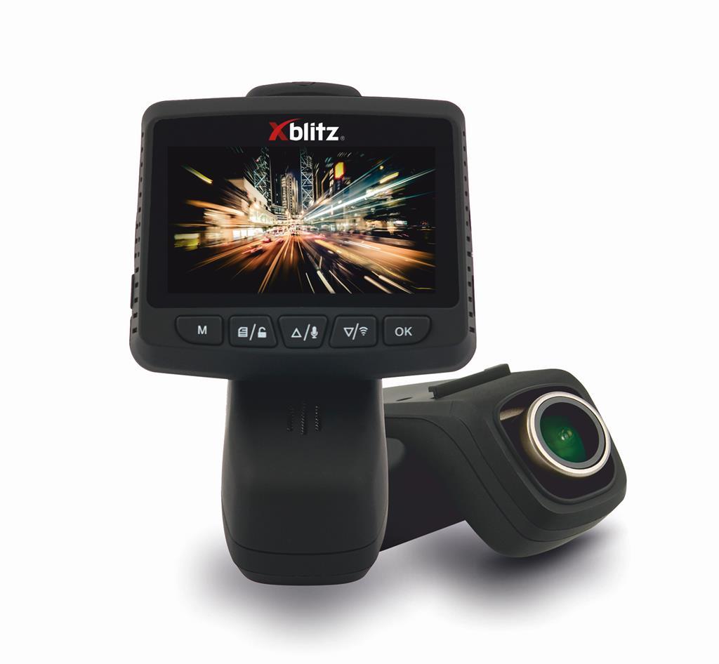 Xblitz X5 WiFi bezdrátová kamera do auta