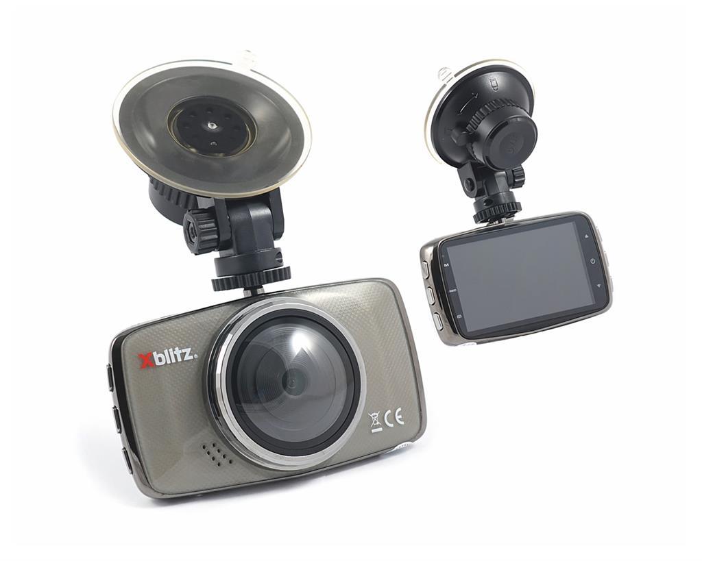 Xblitz Dual Core kamera do auta (přední + zadní)