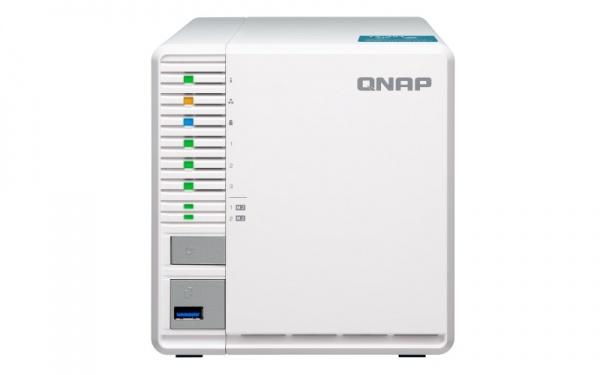 QNAP TS-351-2G, 2,41 GHz QC/2GB/3xHDD/SSD/1xGL/USB 3.0/R5/HDMI