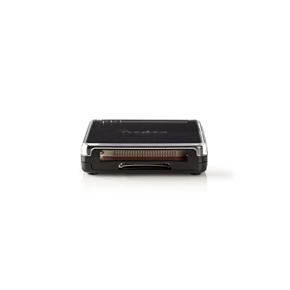 Nedis CRDRU2200BK - Čtečka karet | Vše v Jednom | USB 2.0