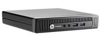 HP ProDesk 600 DM / Intel i3-4360T / 4 GB / 500GB / W8P+W7P / 3-3-3