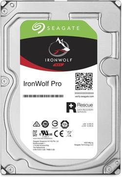 """Seagate IronWolf Pro 3,5"""" - 6TB (NAS) 7200rpm/SATA-III/256MB"""