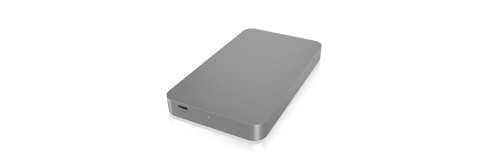 ICYBOX IB-247-C31 IcyBox Externí box pro 2,5 SATA HDD/SSD, USB 3.1 Type-C, Anthracite