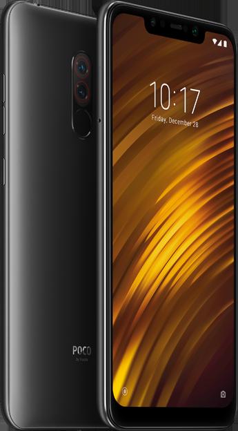 Xiaomi Mi POCOPHONE F1 (6/64GB) Gray