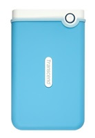 "TRANSCEND externí HDD 2,5"" USB 3.0 StoreJet 25M3B, 2TB, Blue (SATA, Rubber Case, Anti-Shock)"