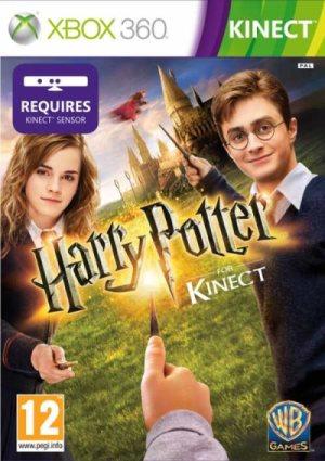 Microsoft XBox 360 hra Harry Potter Kinect