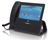 "UBNT UniFi VoIP Phone UVP-Executive [IP telefon s Androidem, 7"" touch LCD, kamera, bluetooth, Wi-Fi, Stereo]"