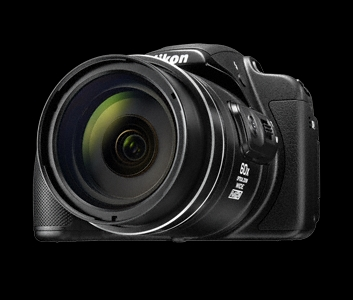 NIKON COOLPIX B700 - 20,3 MP, 60x zoom VR - Black