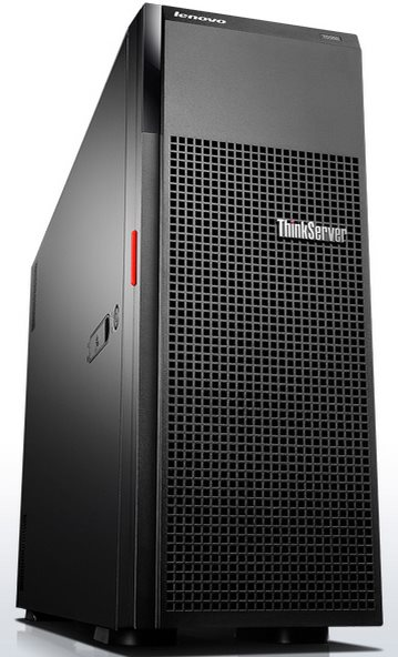 ThinkServer TD350 TWR/E5-2609/1x8GB/DVD/750W Platinum