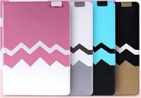 REMAX Heartbeat series obal pro iPad Air 2 v bílé barvě
