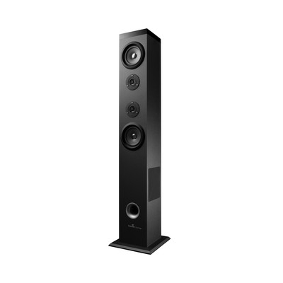ENERGY Tower 5 Bluetooth Black, audio systém 2.1, 60W, SD/SDHC/MMC, USB, 3,5mm jack