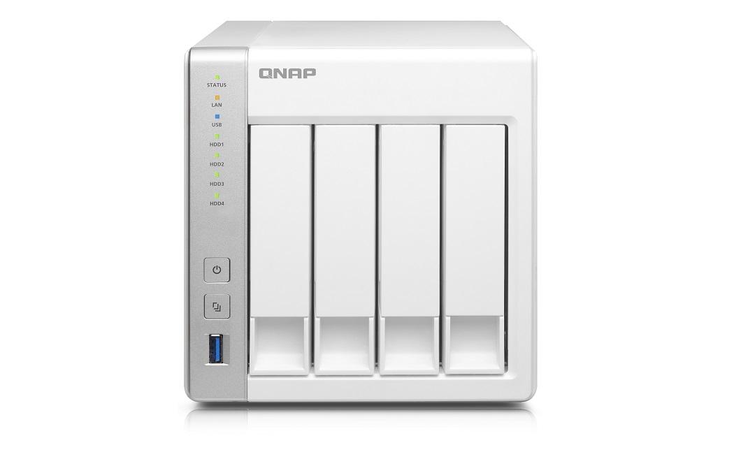 QNAP TS-431+ (1,4GHz/1GB RAM/4xSATA)