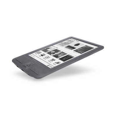 "ENERGY eReader Slim (6"" e-ink 600x800, 16 odstínů šedi, 8GB, podpora Adobe DRM)"