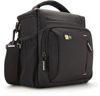 Case Logic brašna TBC409 pro fotoaparát + 2 ks objektivů, černá