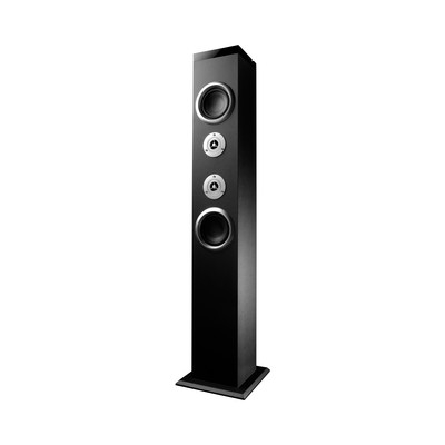 ENERGY Tower 3 Bluetooth Black, audio systém 2.0, 40W, SD/SDHC/MMC, USB, 3,5mm jack