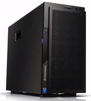 System x Express x3500M5 Xeon 6C E5-2620v3 85W 2.4GHz/1866MHz/15MB/1x8GB/3x300GB HS 2.5in(8)/M5210(1GB f)/DVD-RW/2x750W