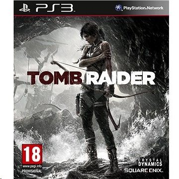 Square Enix PS3 hra Tomb Raider Essentials