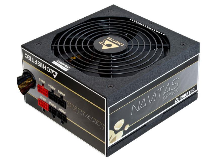 Chieftec zdroj Navitas Series GPM-1250C, 1250W 80PLUS Gold