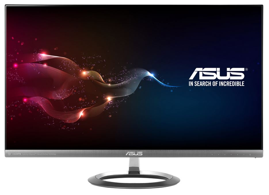 "27"" LED ASUS MX27AQ -5ms,DP,2xHDMI,MHL,repro"