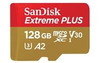 SanDisk Extreme Plus microSDXC 128GB 170MB/s +ada.