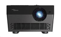 Optoma projektor UHL55 (DLP, FULL 3D, 4K Ultra HD, 1 500 ANSI, 20 000:1, 2xHDMI, MHL, VGA, USB, 2x8W speaker)