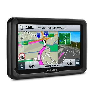"Garmin dezl 770T Lifetime Europe 45 - 45 států EU/7"" LCD"