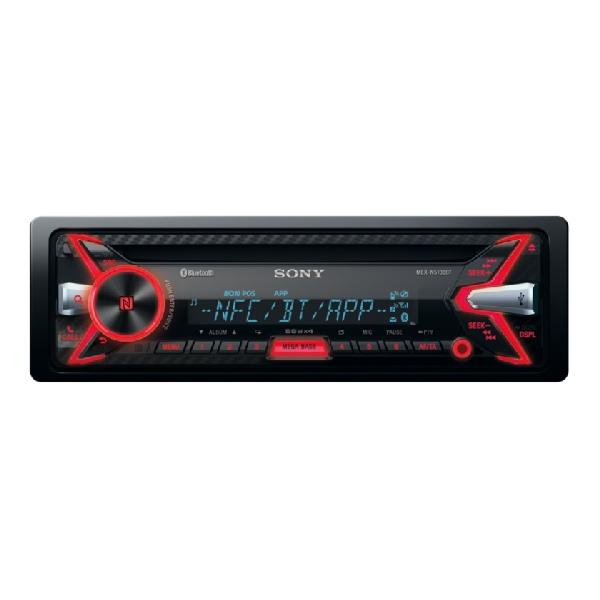 SONY MEX-N5100BT CD/mp3 přehrávač do automobilu s technologií NFC/Bluetooth®
