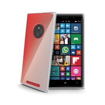 TPU pouzdro CELLY Gelskin Lumia 830, bezbarvé