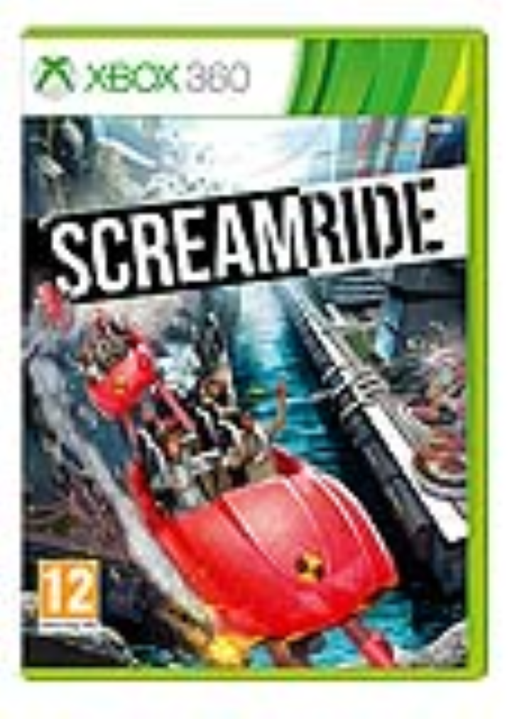 XBOX 360 - ScreamRide
