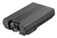 Creative Sound Blaster E5 - ext. zvuková karta - černá