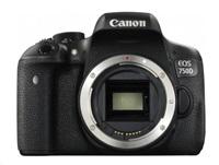 Canon EOS 750D zrcadlovka - tělo