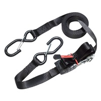 Master Lock 3109EURDAT Upínací popruh s ráčnou a háčky - 500 cm