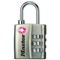 Master Lock TSA 4680EURDNKL Visací kombinační zámek