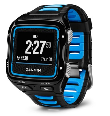 Garmin Forerunner 920 XT Black/Blue, bez TOPO map